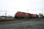 CP 8710 on 29T