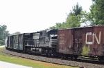 mid-train unit on 172