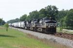 NS 118 on track #1