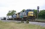 F788 enters the CN&L from the Monroe sub