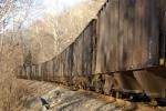 PPLX Coal Loads enroute to Martins Creek