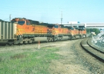 BNSF 4148 on the SeaLine