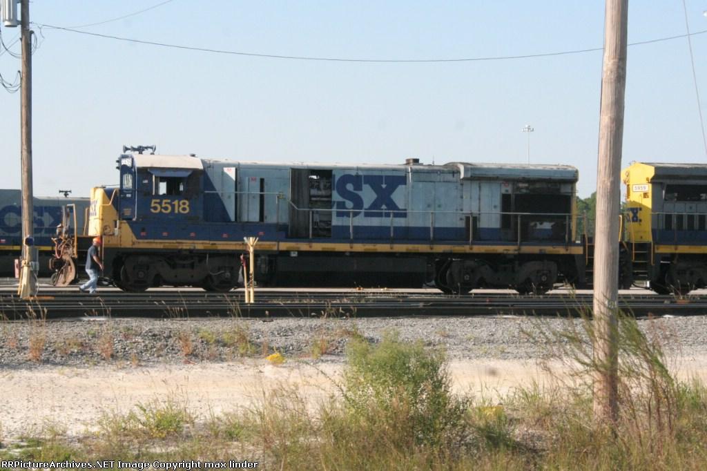 CSX 5518