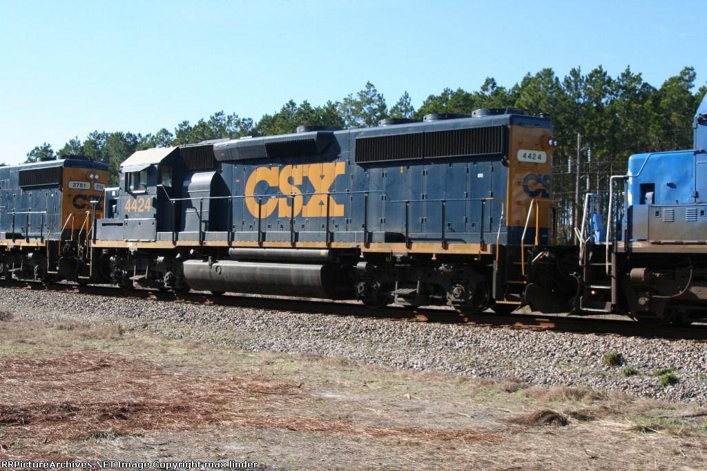 CSX 4424