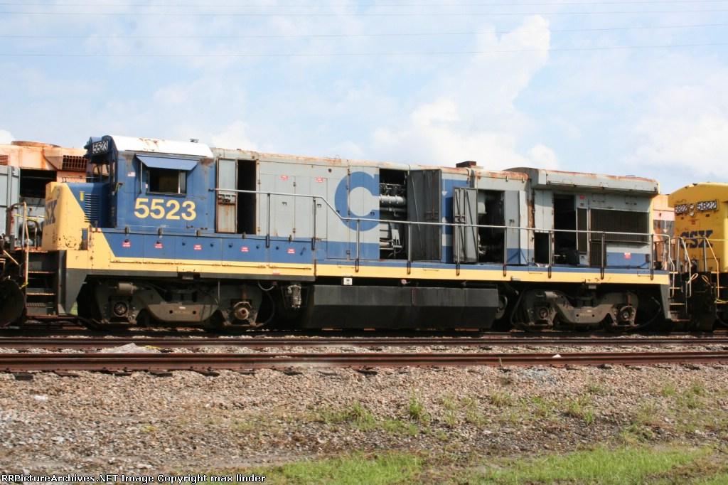 CSX 5523