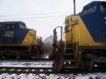 CSX 358 & 7730
