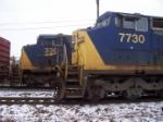 CSX 7730 & 336