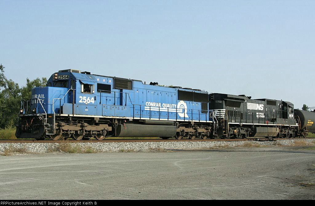 NS 2564 and 8678