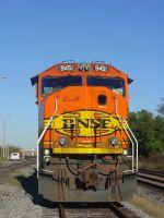 BNSF 9451 on NS 44W