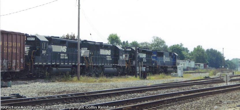 NS 3017, NS 7032, NS 6151, & NS 5411