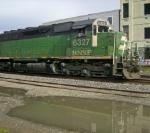 BNSF 6327 West