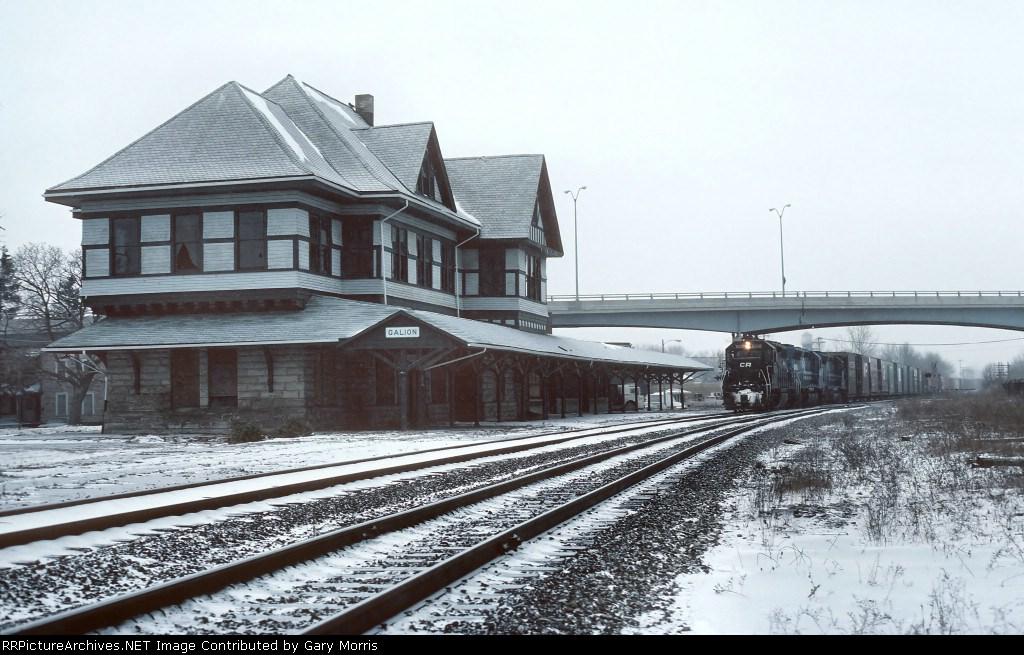 Conrail 6028