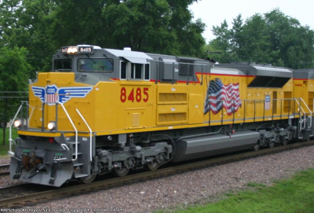 UP 8485