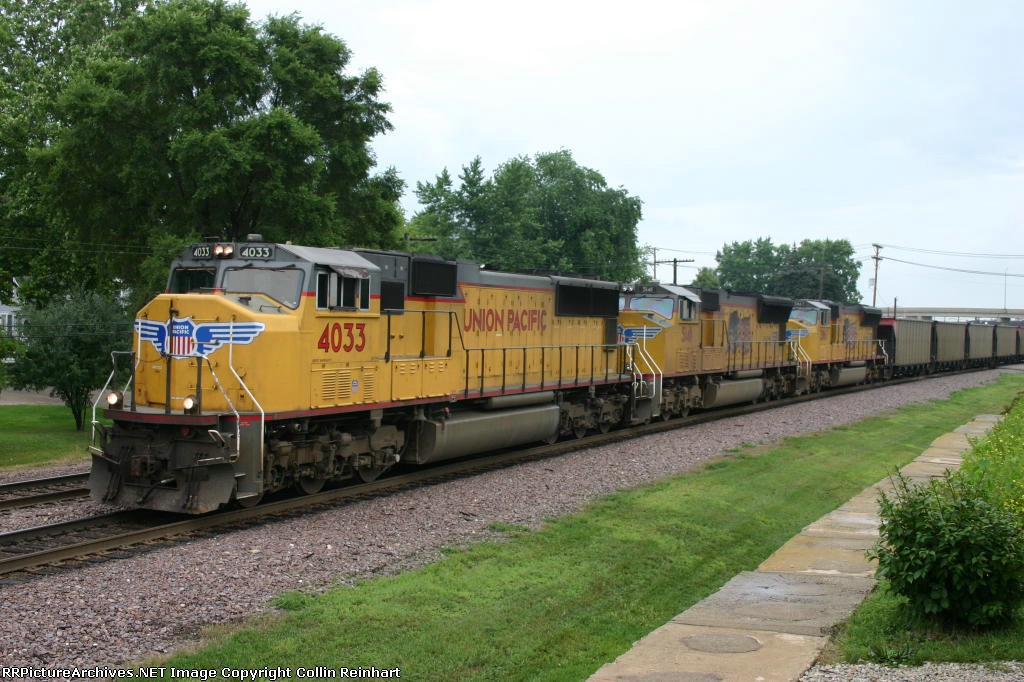 UP 4033, UP 5141, & UP 3867
