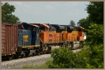 BNSF visits Memphis Junction