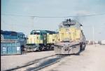 CNW 8027 at proviso