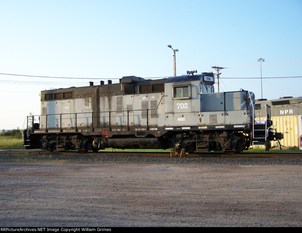 Calumet Switcher