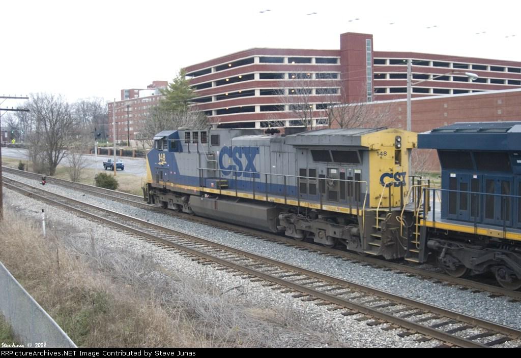 CSX 148 Q574