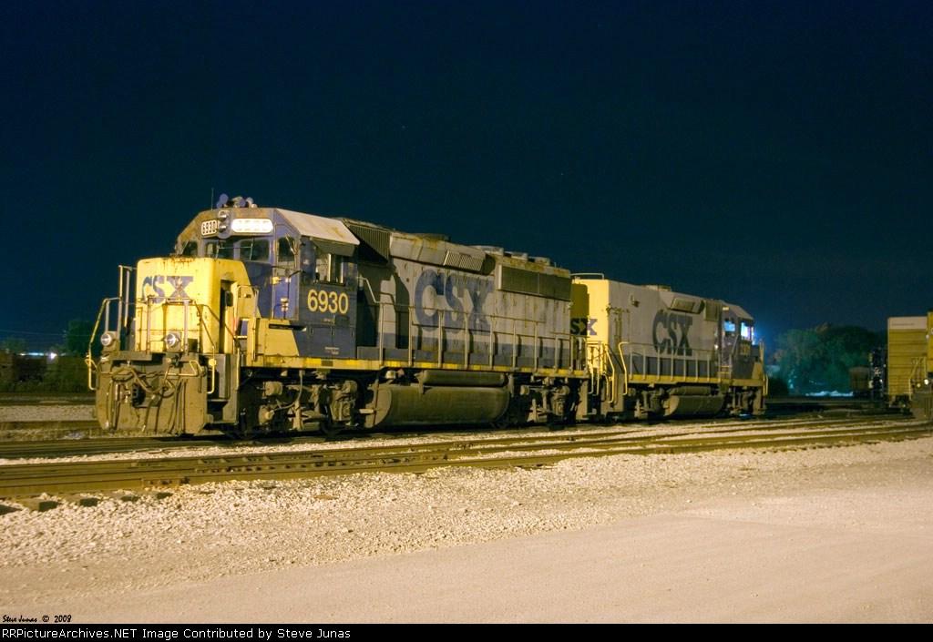 CSX 6930,2301