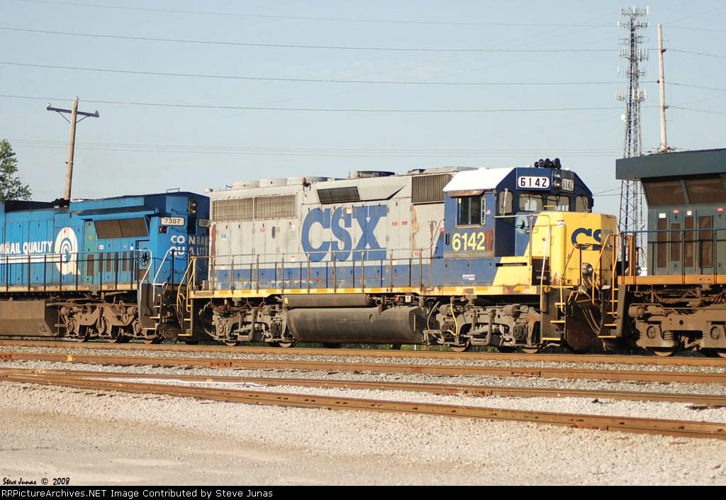 CSX 6142