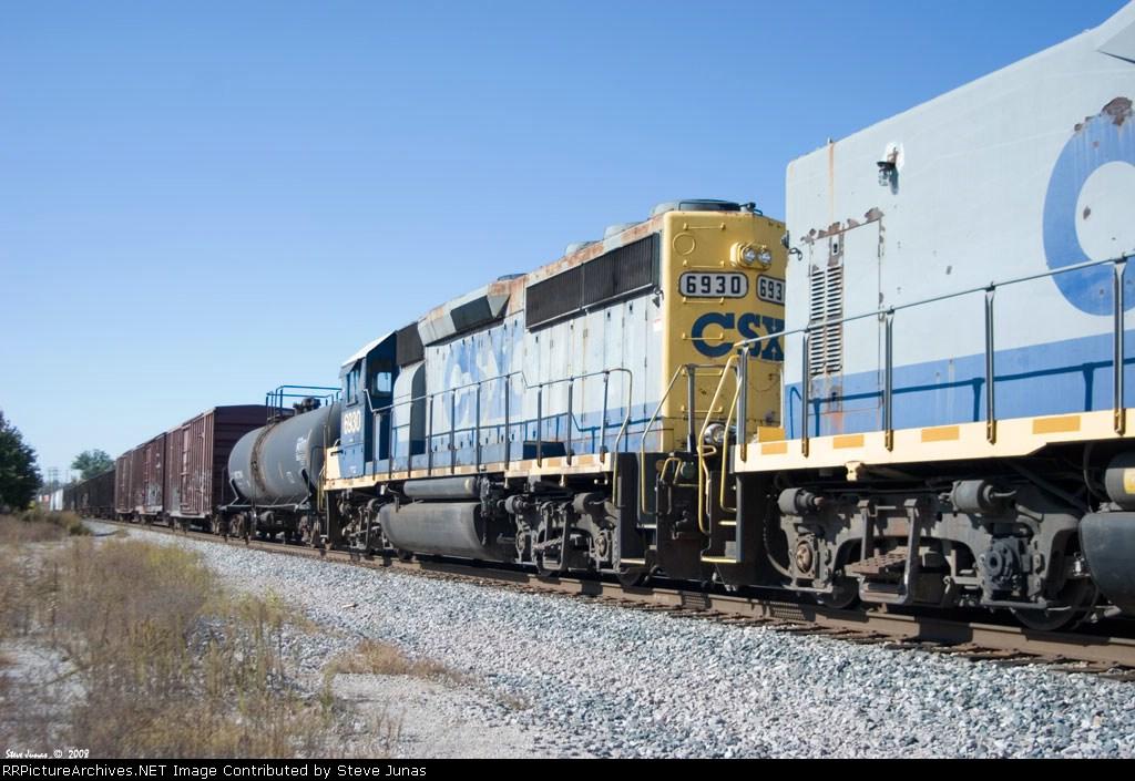 CSX 6930 J768