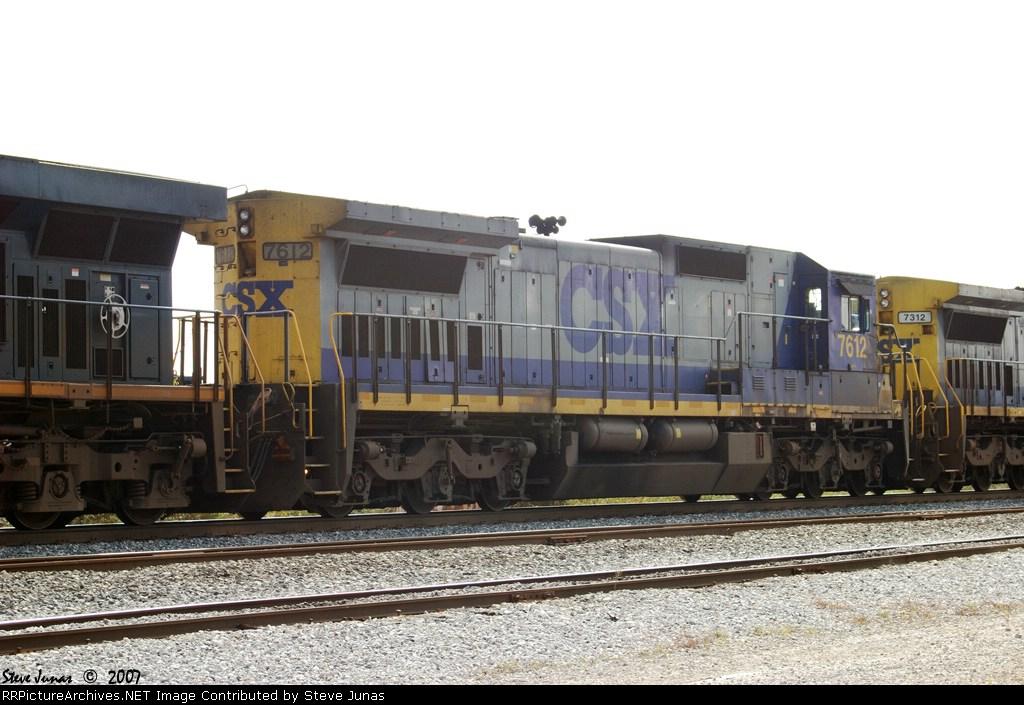 CSX 7612 Q578