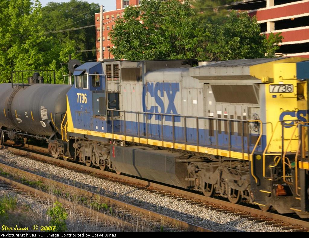 CSX 7736 Q525