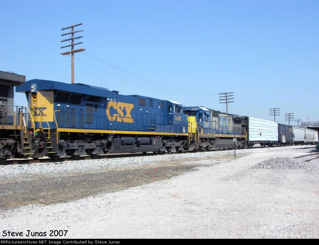 CSX 5408 Q525