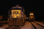CSX 6094,2747 sit at Memphis Junction