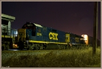CSX 2319 and 6498 of Q237