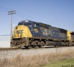 CSX 4500 The Spirit of Cumberland leads Q237