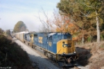 CSX 4562,7724 Q210 pulls auto racks north