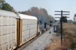 CSX 4562,7724 Q210 about to knock down the signal