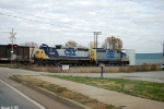 CSX 6064,6094 J756 Leaves Memphis Junction