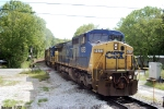 CSX 7673 gives me the wave