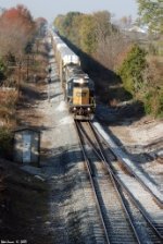 CSX 8811 Q212 heads north
