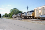 CSX 9052,4831,7766 Q201 Heads south out of town