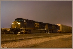 CSX 5242,4793 Q282 stopped on the main at Memphis Junction