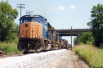 CSX 4773,115,8576 Q525 work the south end of Memphis Junction yard