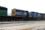 CSX 7343,8102 S525