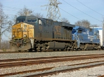 CSX 5283 Q687