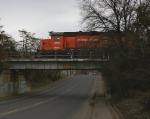 Pine Street Overpass