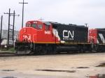 CN 9455 AT FOND DU LAC