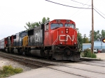 CN 5796 AT FOND DU LAC WI.