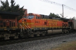 BNSF 5482