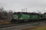 BNSF 6379