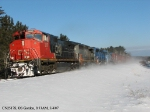 CN2517 Southbound