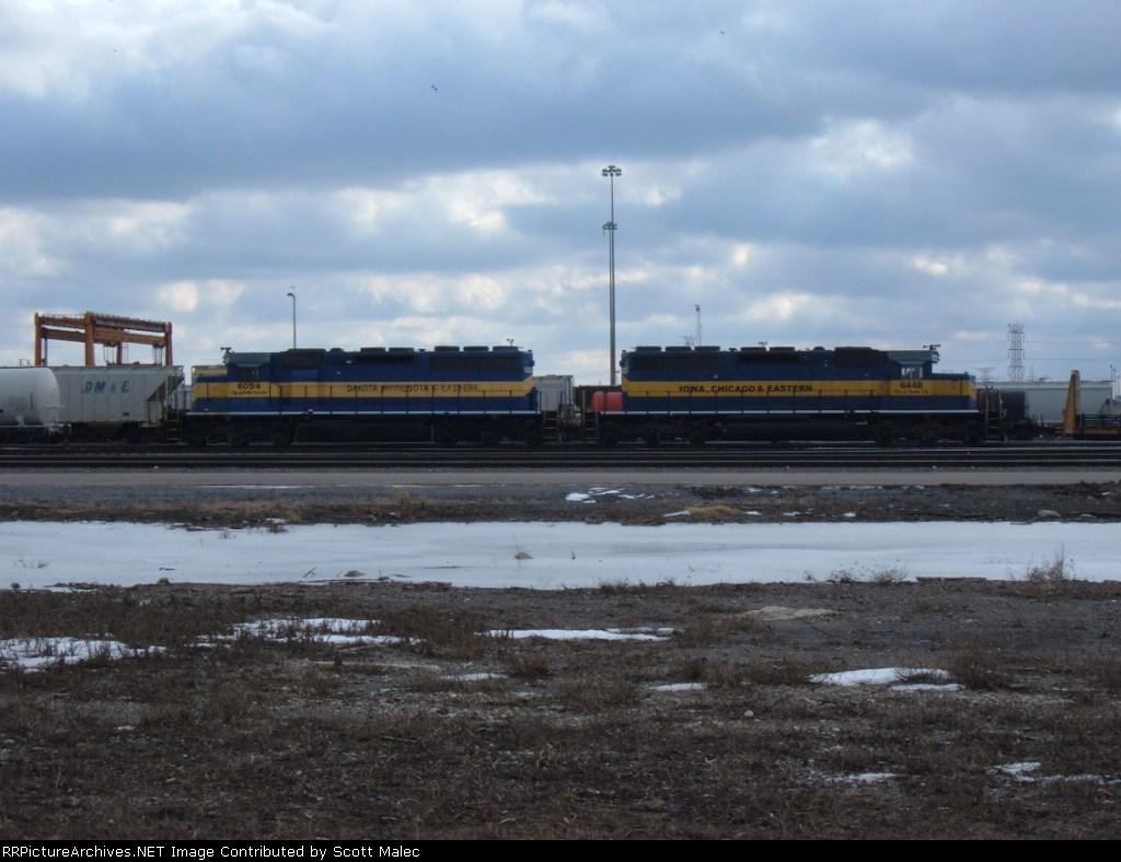 DME 6054 & ICE 6448
