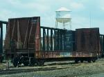 Empty bulkhead