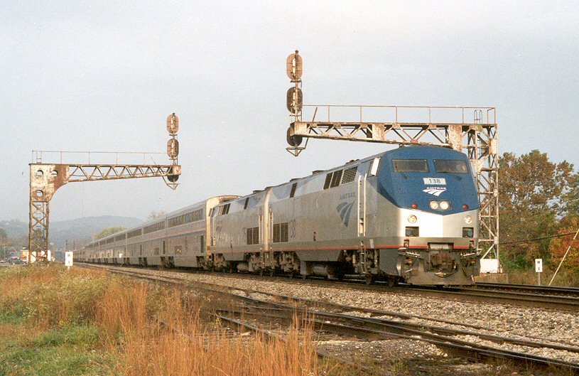 2004 New River Train
